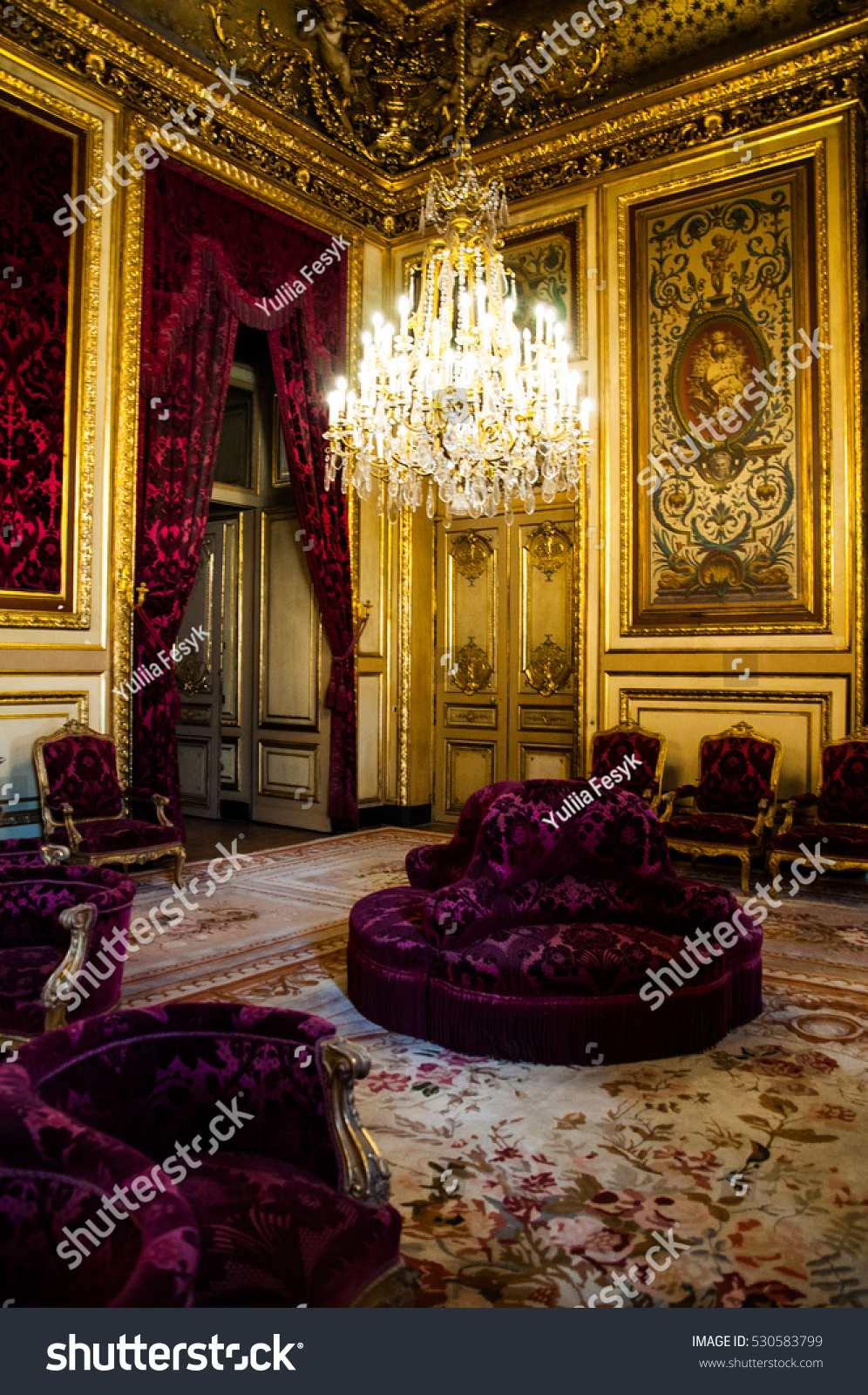 paris france 20 september 2015 apartments of napoleon iii louvre museum is - Magenta Apartment 2015