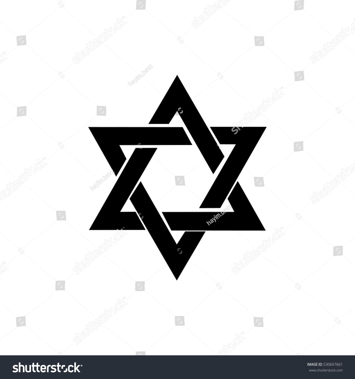 Jewish symbols jewish sign star david stock vector 530697661 jewish symbols jewish sign star of david flag of israel biocorpaavc
