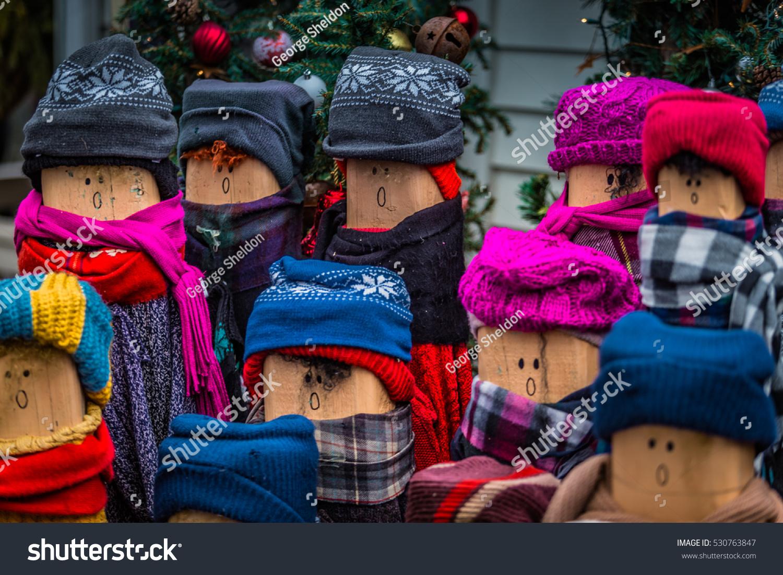 Intercourse Pa December 3 2016 Christmas Stock Photo Edit Now 530763847