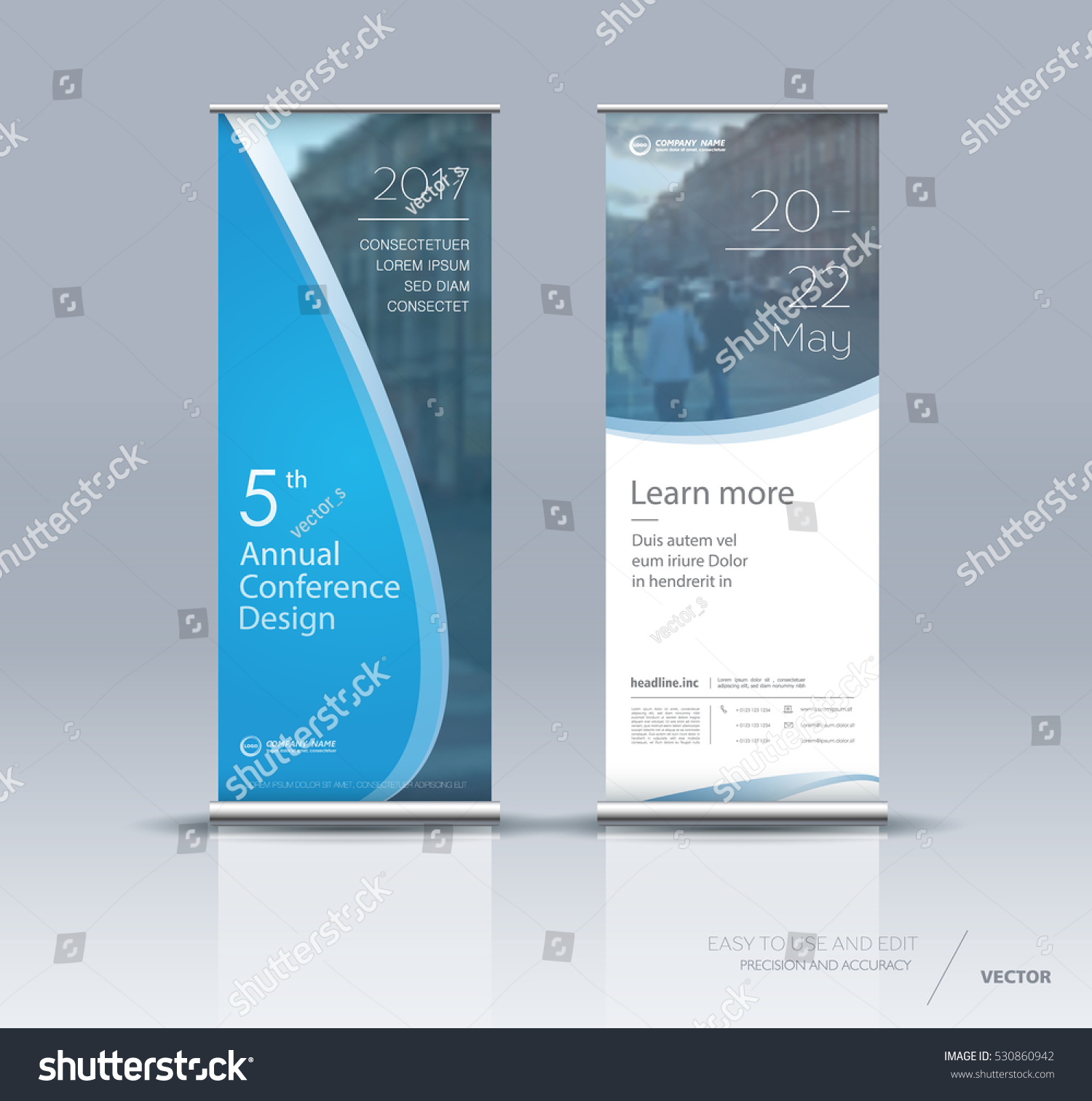 Vector How To Make A Flag Banner Designdesign Banners