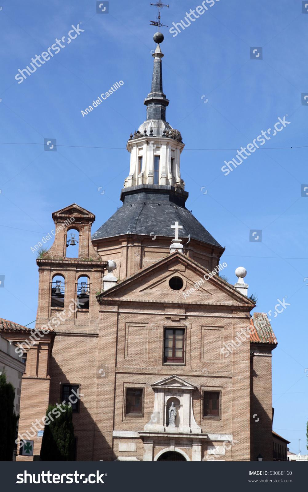 Convent of agustinas descalzas de sta maria magdalena for Muebles ana mari alcala de henares
