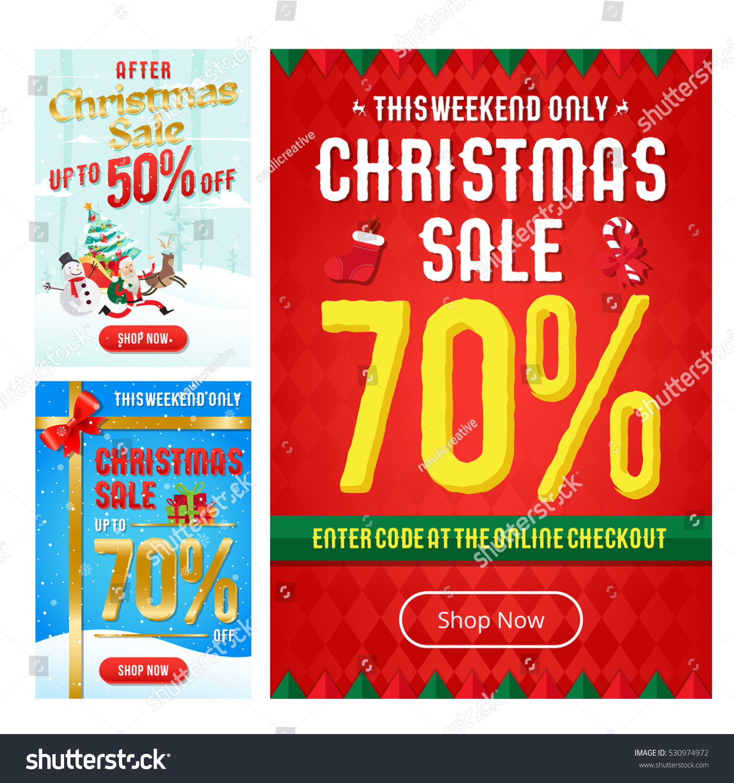 christmas banner set suitable for call to action button christmas banner set suitable for call to action button advertisement e