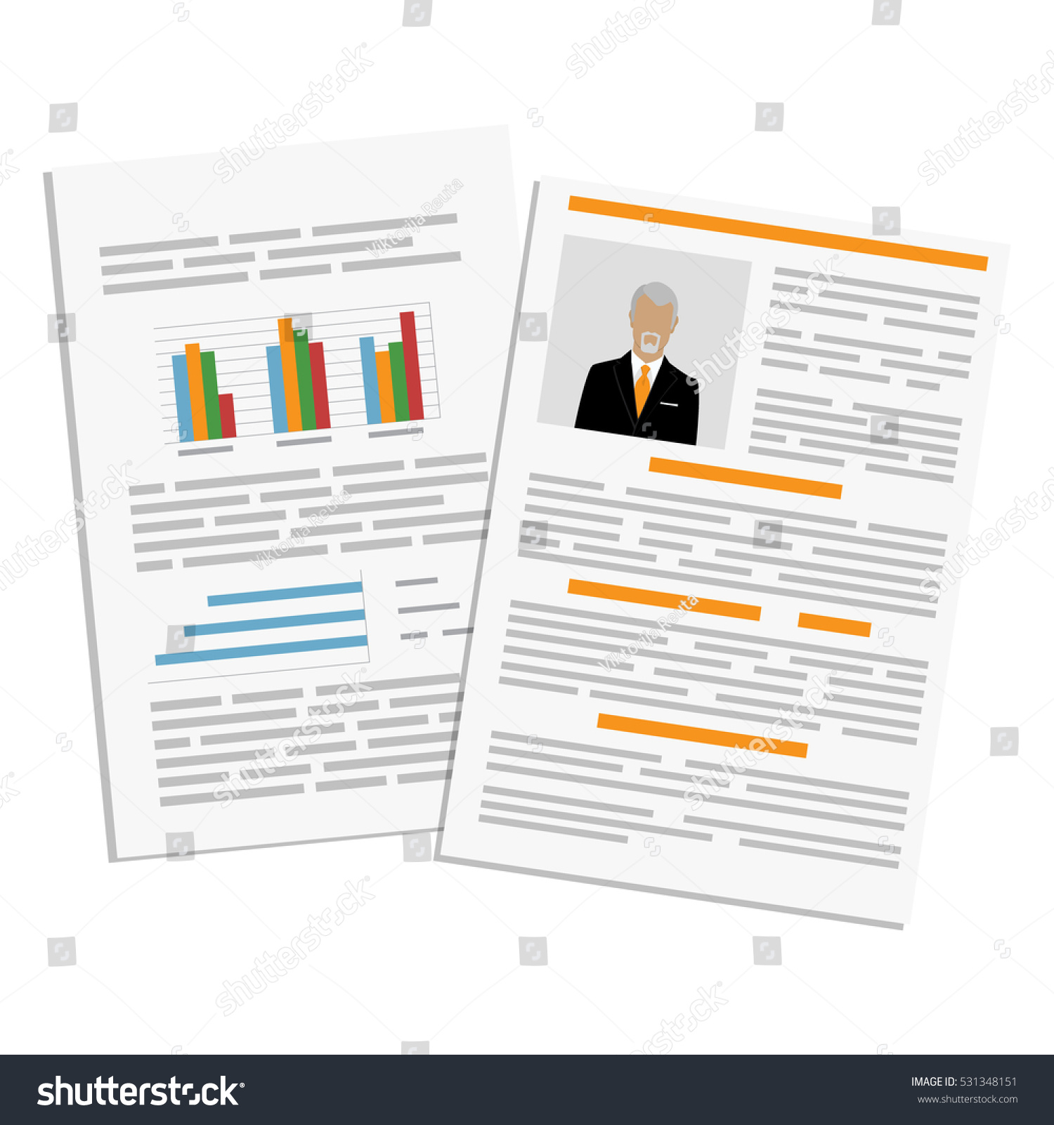 what is a cv and resume