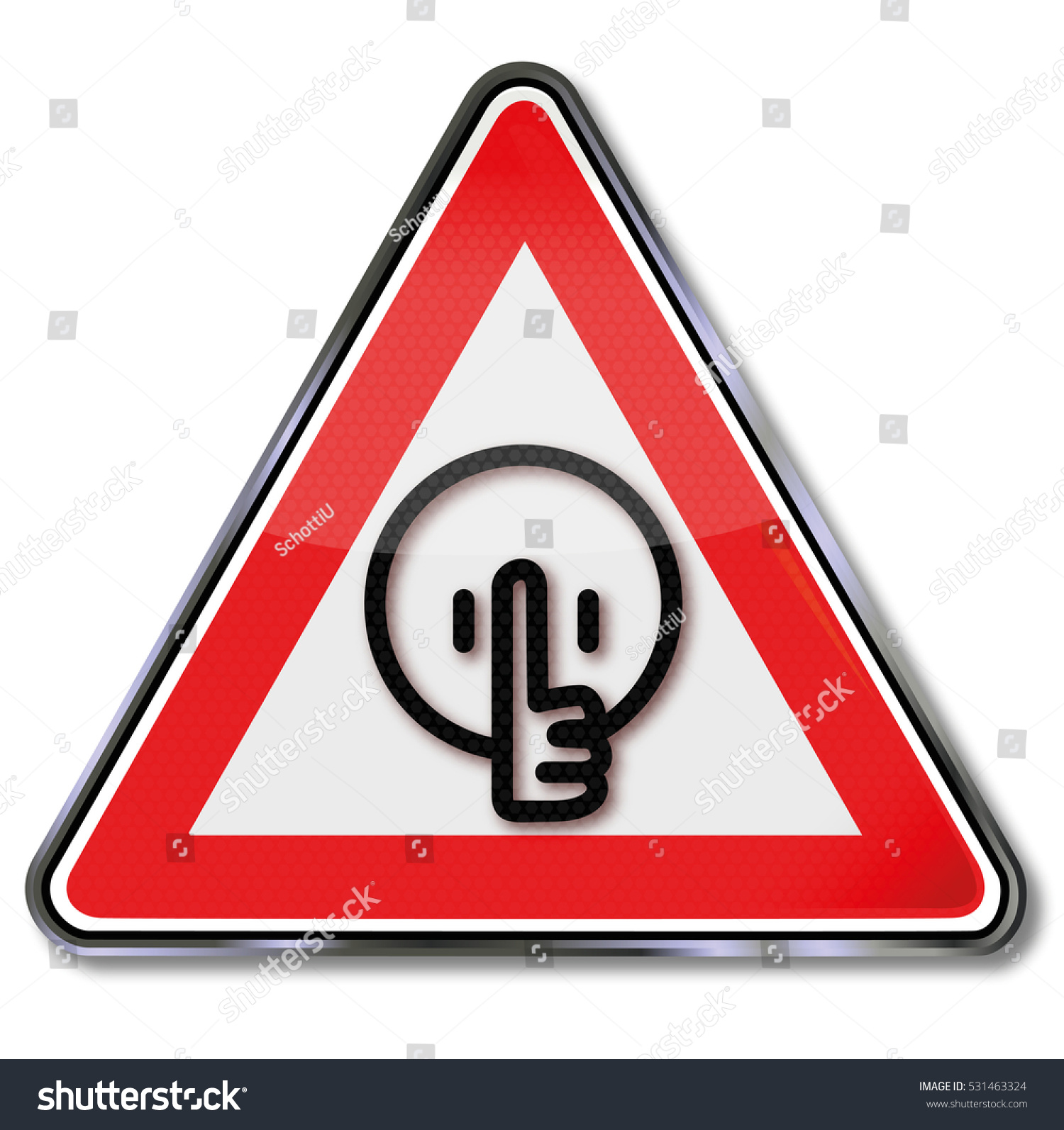Silence please be quiet stock illustration 531463324 shutterstock silence please and be quiet buycottarizona
