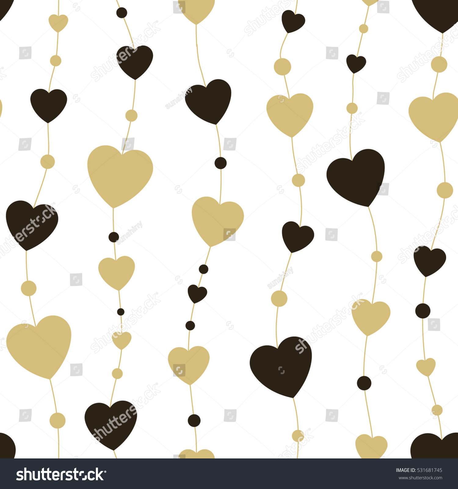 Background hearts great birthday baby shower stock vector hd background hearts great for birthday baby shower celebration greeting and invitation card valentines negle Gallery