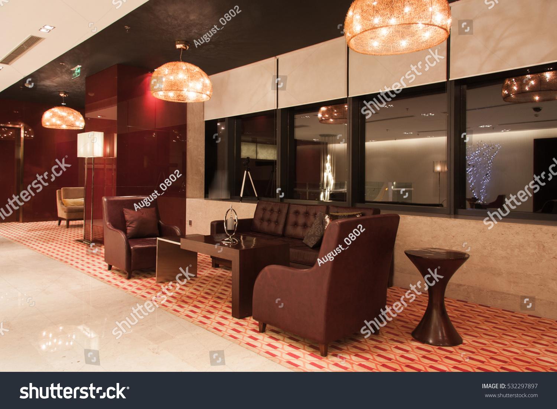 Moderne Lounge Moblierung