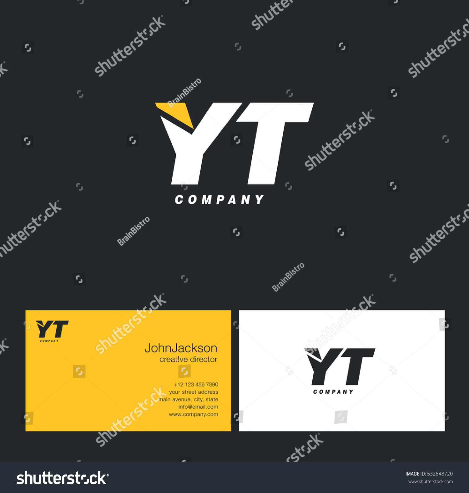 Cute 1 Inch Hexagon Template Huge 1 Page Resumes Examples Square 1.25 Button Template 10 Best Resumes Young 10 Tips To Making A Resume Dark100 Dollar Bill Template Y T Letters Logo Business Card Stock Vector 532648720   Shutterstock
