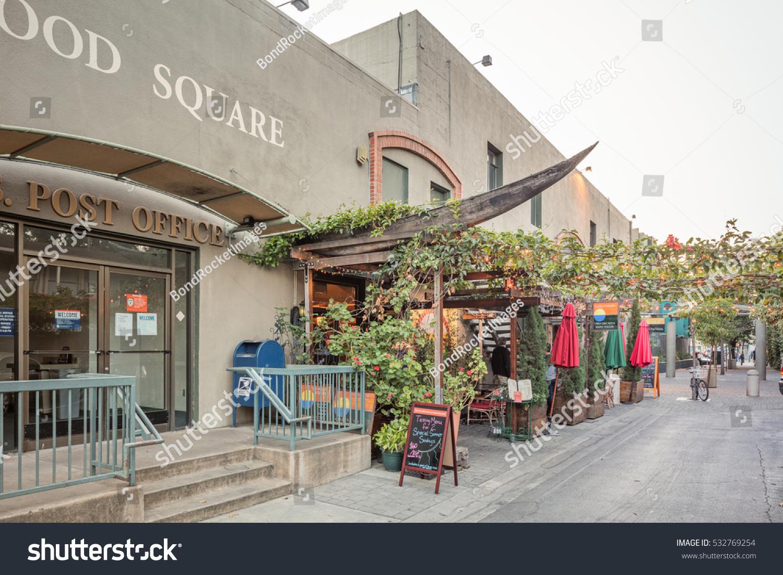 Alameda Ca Dec 01 2016 Restaurant Stock Photo Edit Now 532769254