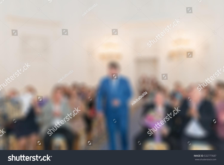 Wedding Ceremony Reception Theme Creative Abstract Stock