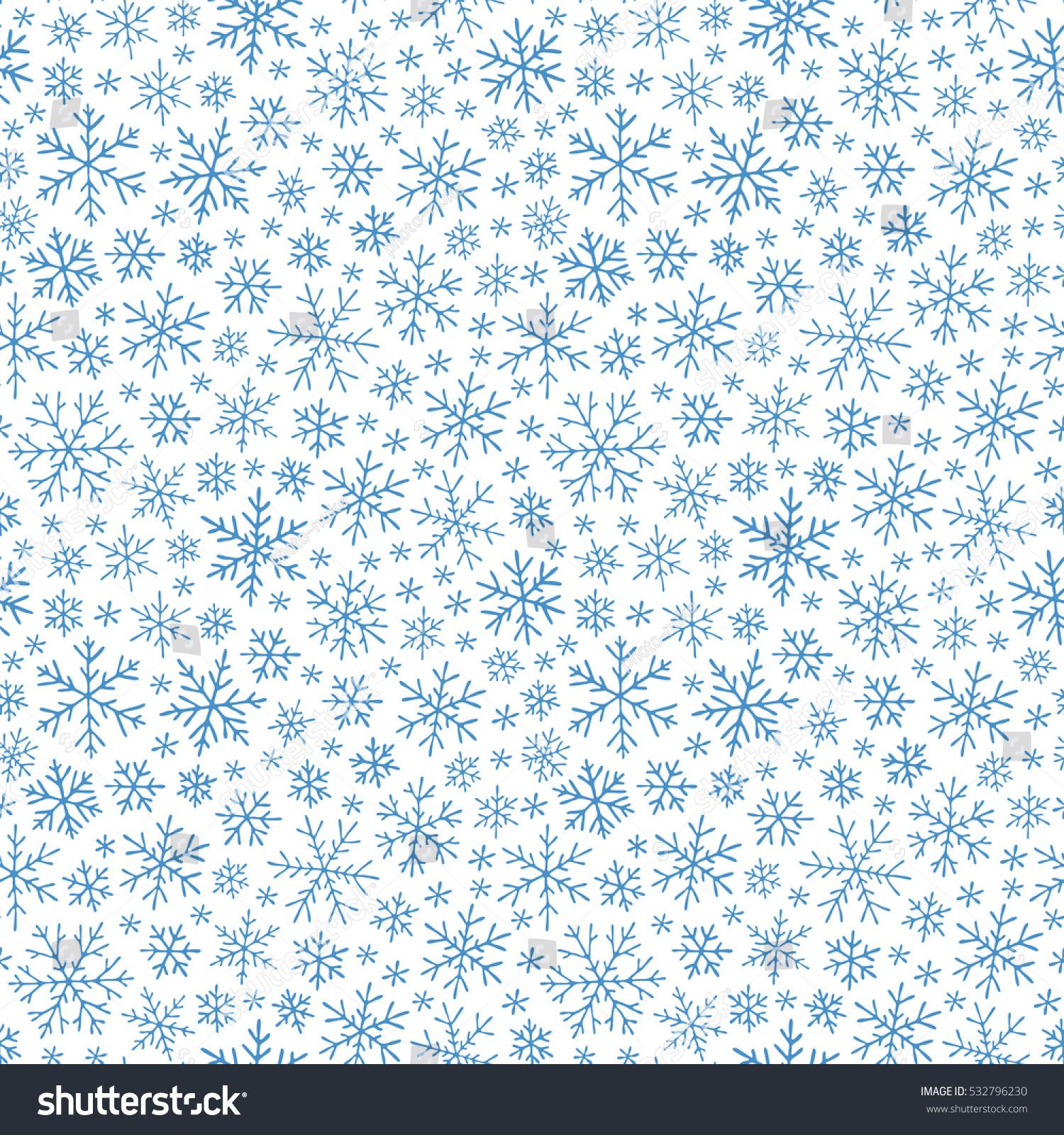 snow vector pattern - photo #10
