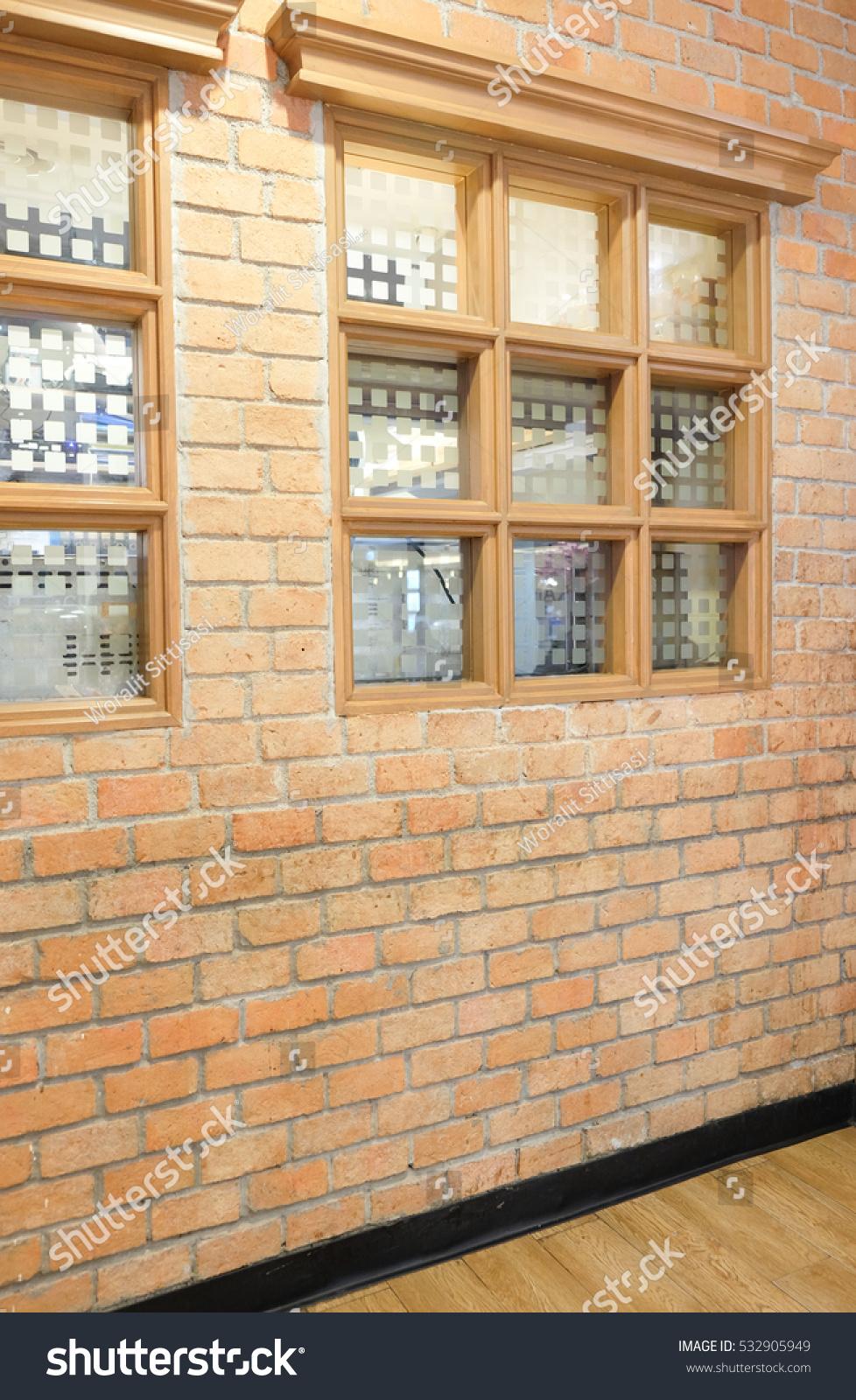 Beautiful Brick Wall Decor Illustration - Wall Art Collections ...