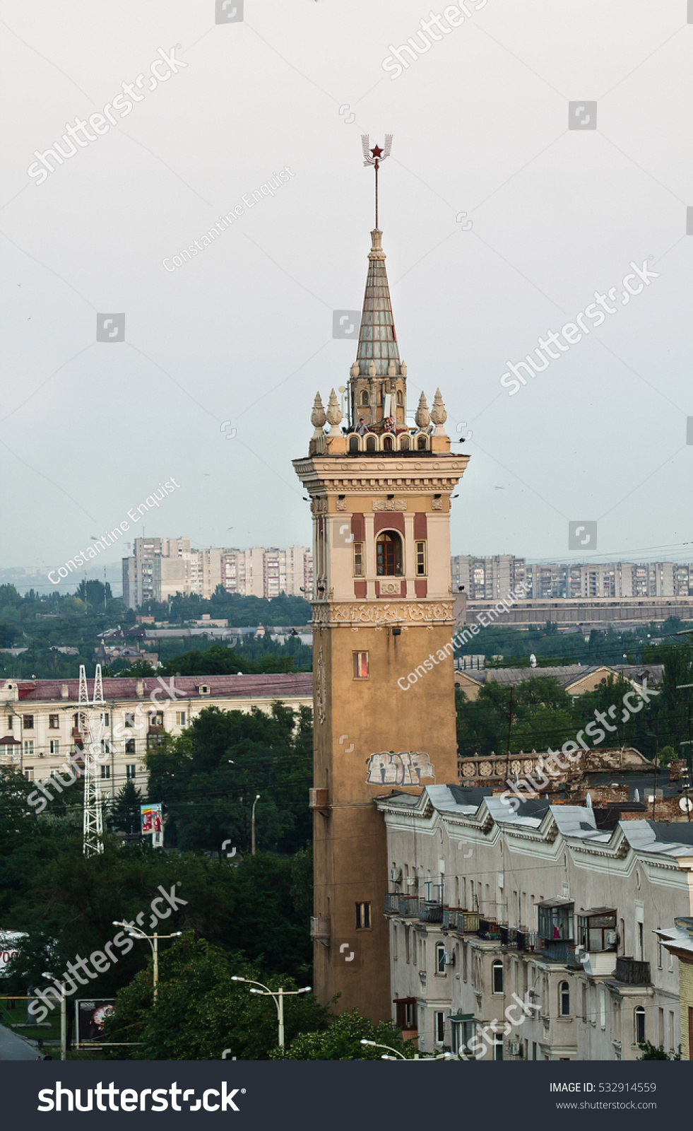 Theaters of Zaporozhye: a selection of sites