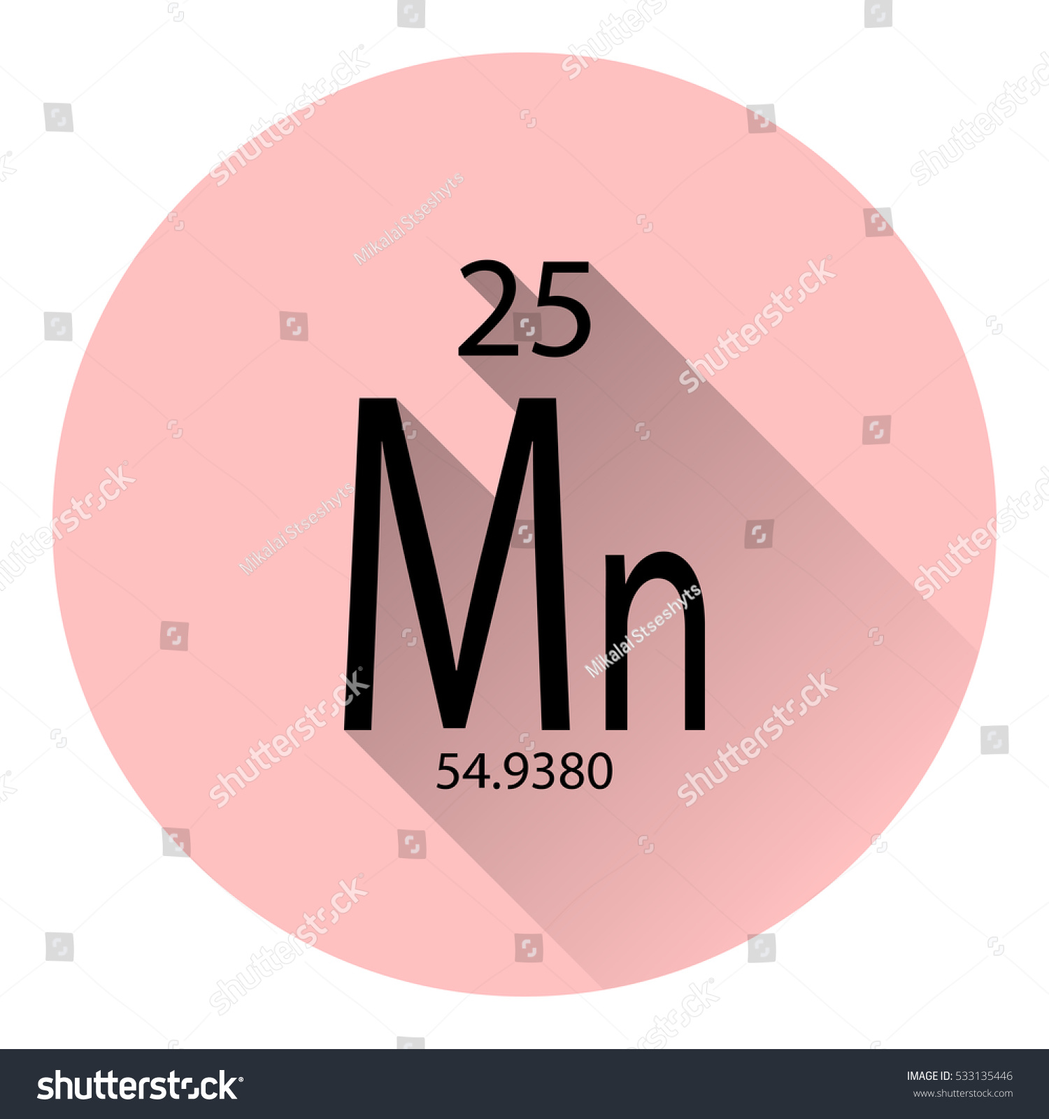 Manganese on periodic table images periodic table images manganese periodic table gallery periodic table images periodic table element manganese basic properties stock vector the gamestrikefo Images