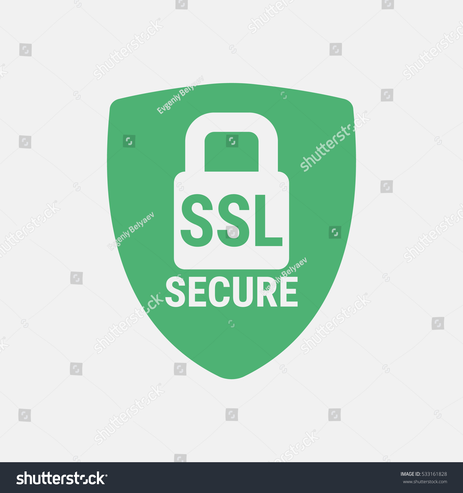 Global ssl security icon safe secure stock vector 533161828 global ssl security icon safe and secure web sites on the internet ssl certificate xflitez Image collections