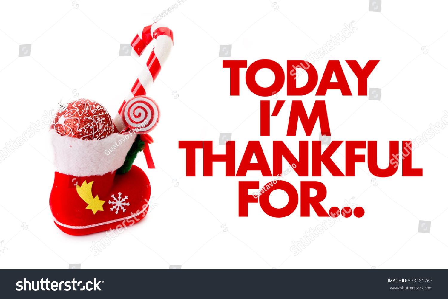 Today Thankful For Stock Photo (Edit Now) 533181763 - Shutterstock