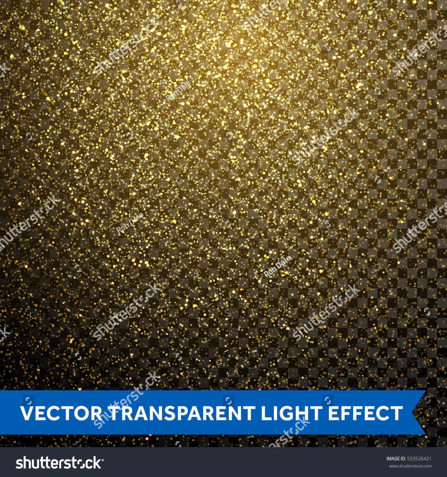 Gold glitter bright vector transparent background golden sparkles - Gold Glitter Particles On Transparent Background Cosmic Space Nebula Shine Vector Golden Dust Texture