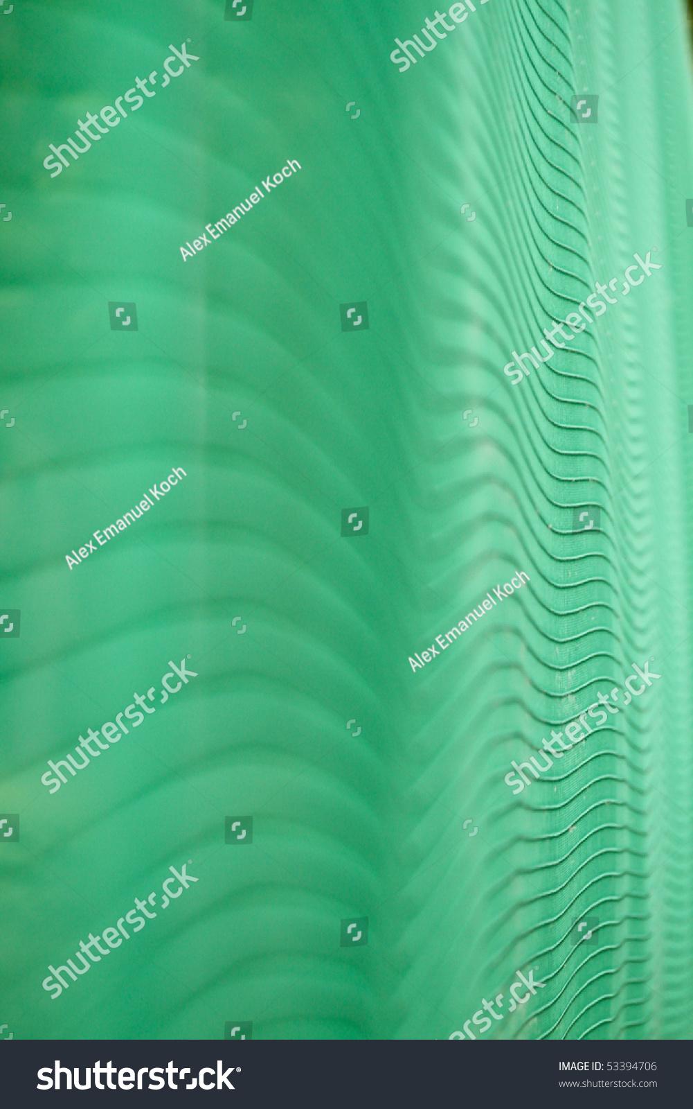 Green Nylon Net 108