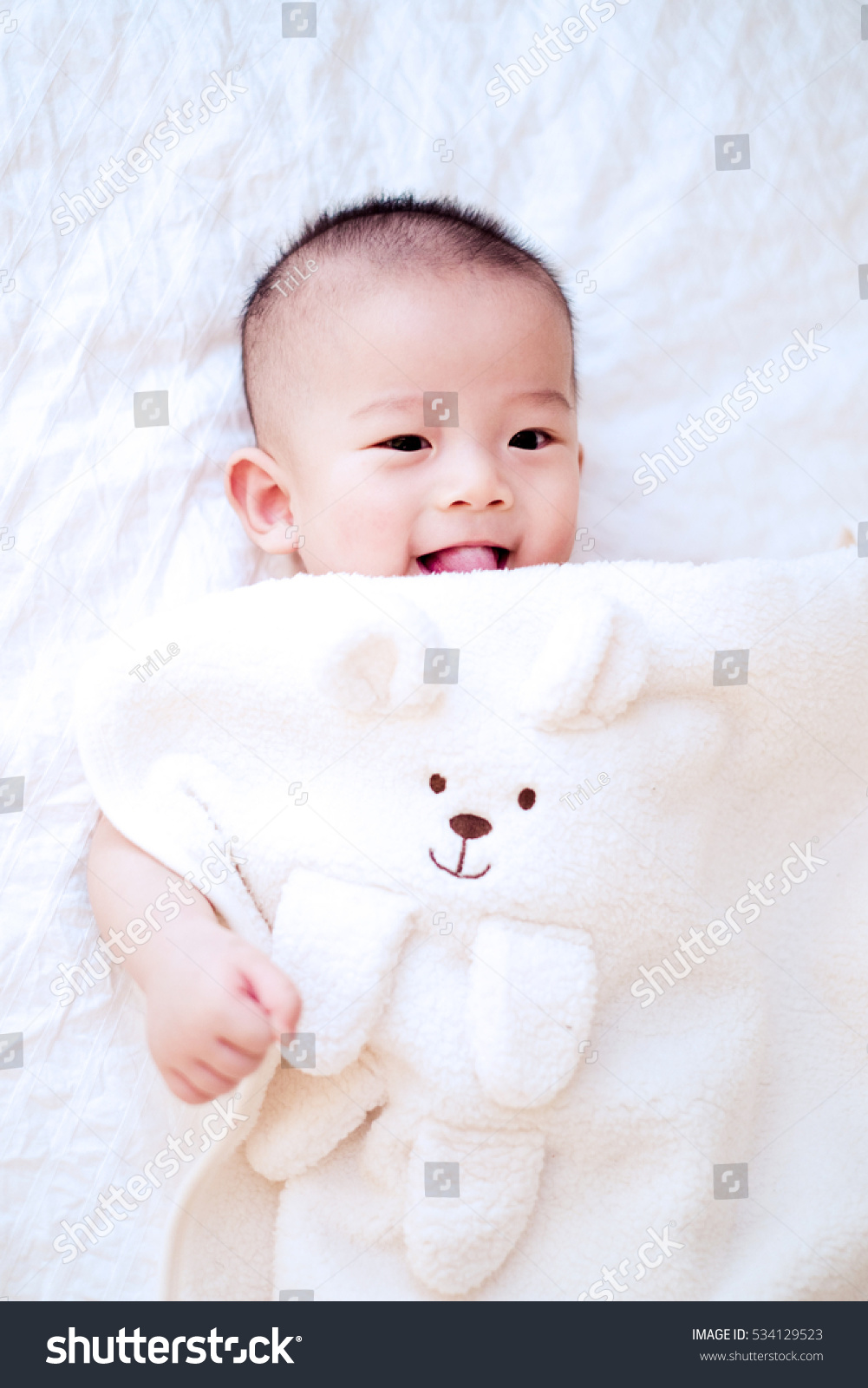 Asian baby blanket not absolutely