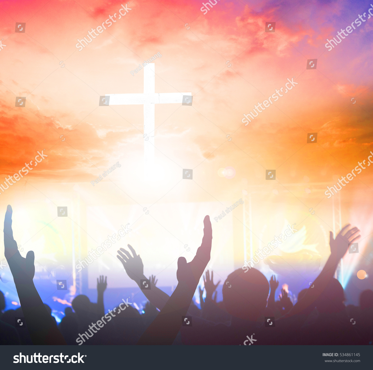 worship in christianity Numerous signs and symbols, many of them associated with worship, have developed over the two thousand years of christianity the most immediately recognizable.