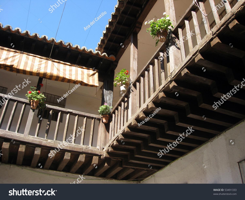 Old hospital alcala de henares madrid province spain stock for Muebles ana mari alcala de henares