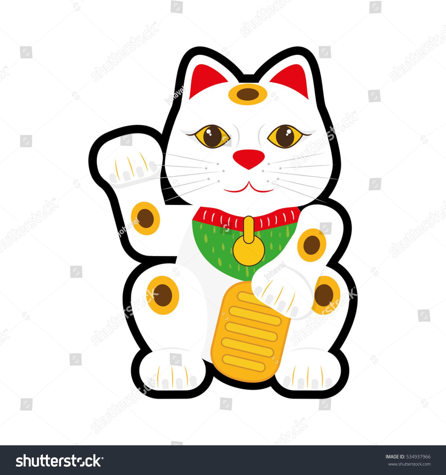 Maneki Neko Lucky Cat ...