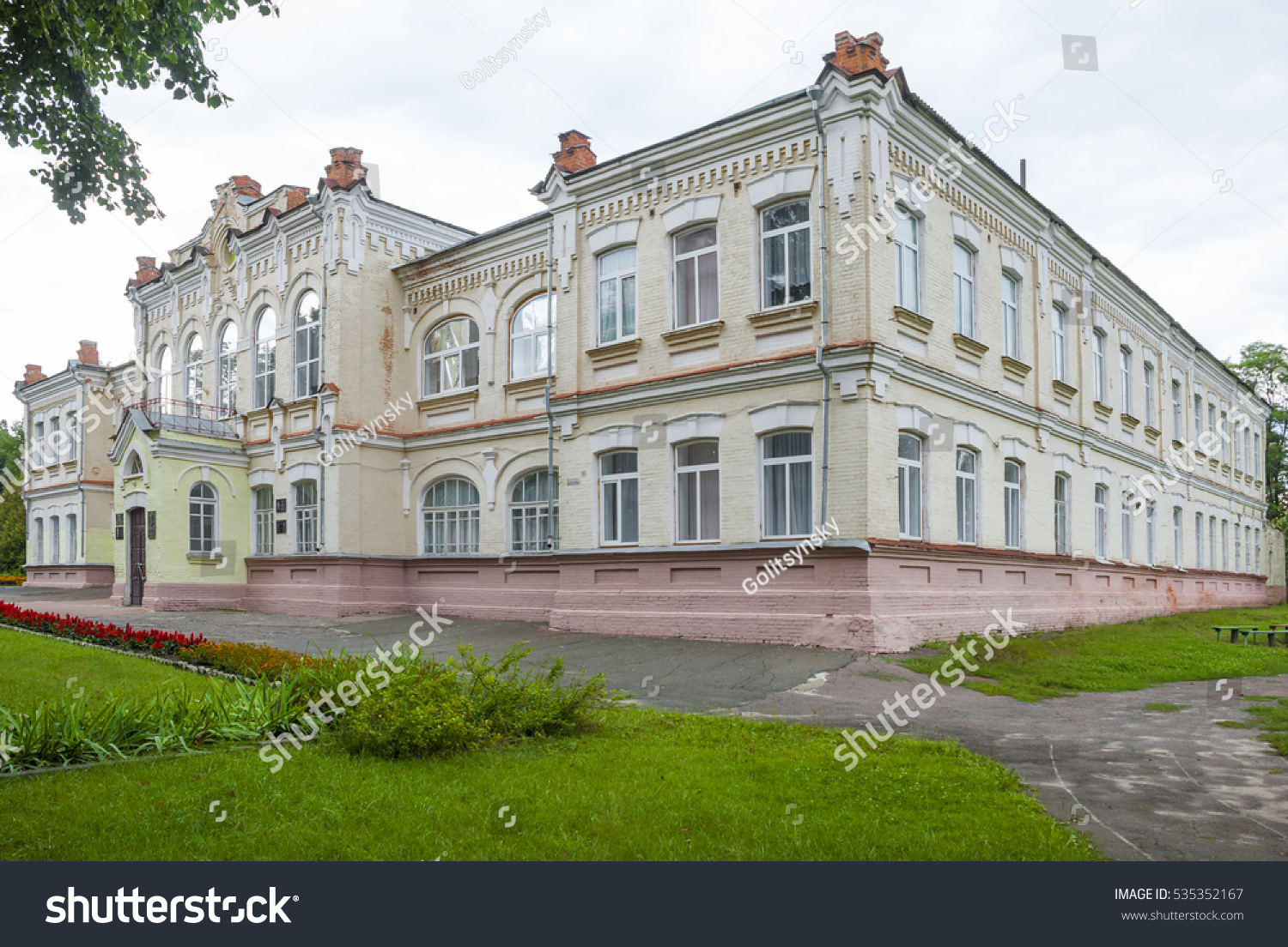 Universities of Sumy region: a selection of sites