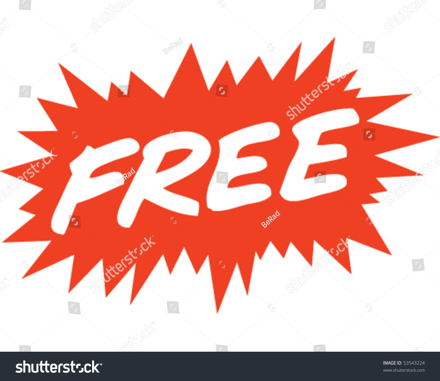 Free Sign Stock Vector ...