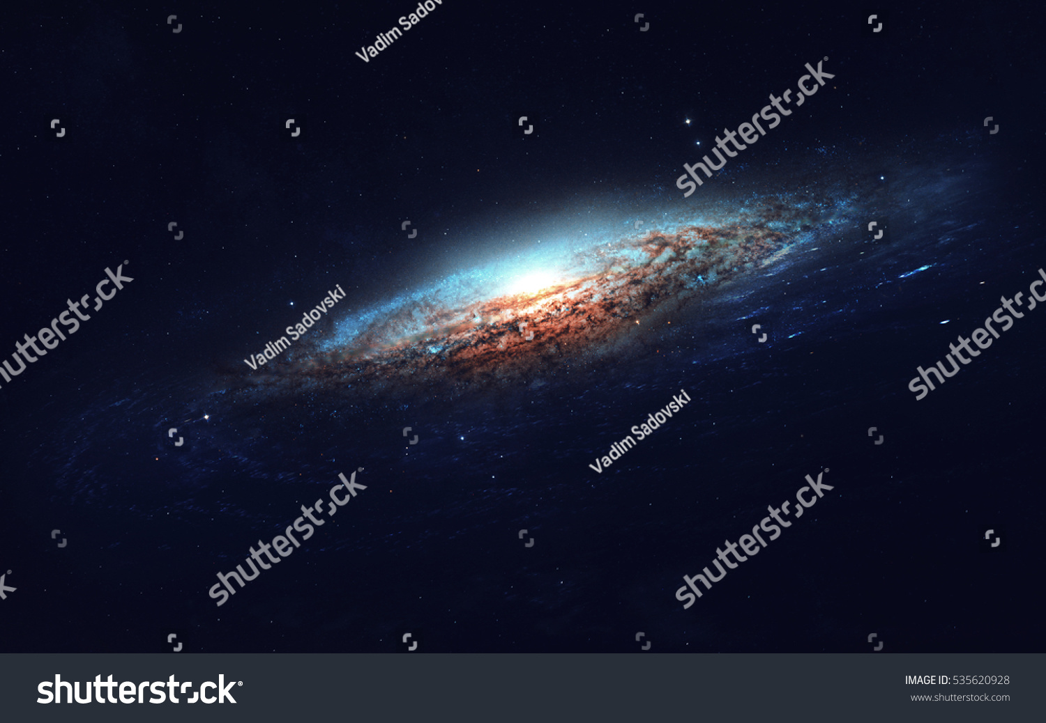 planets and galaxies and nebulas - photo #11