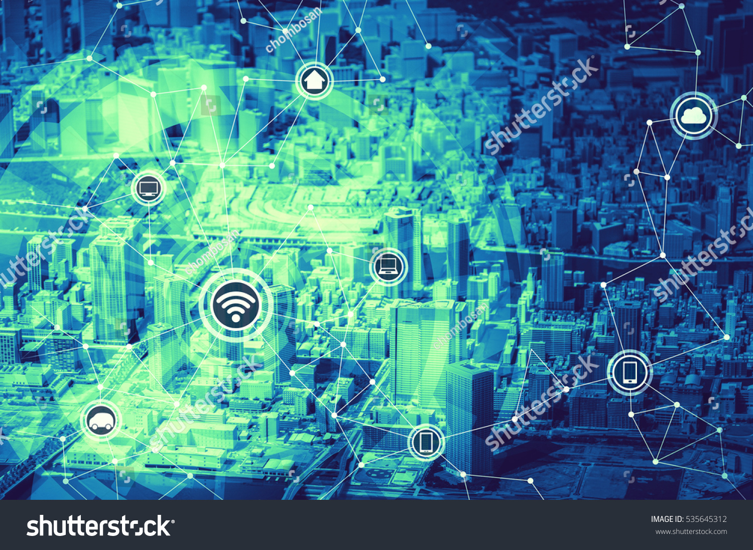 abstract wireless networks for today Wireless local area network (lan)  today wireless lans are becoming more widely recognized as a general  lan local area network wireless local area network.