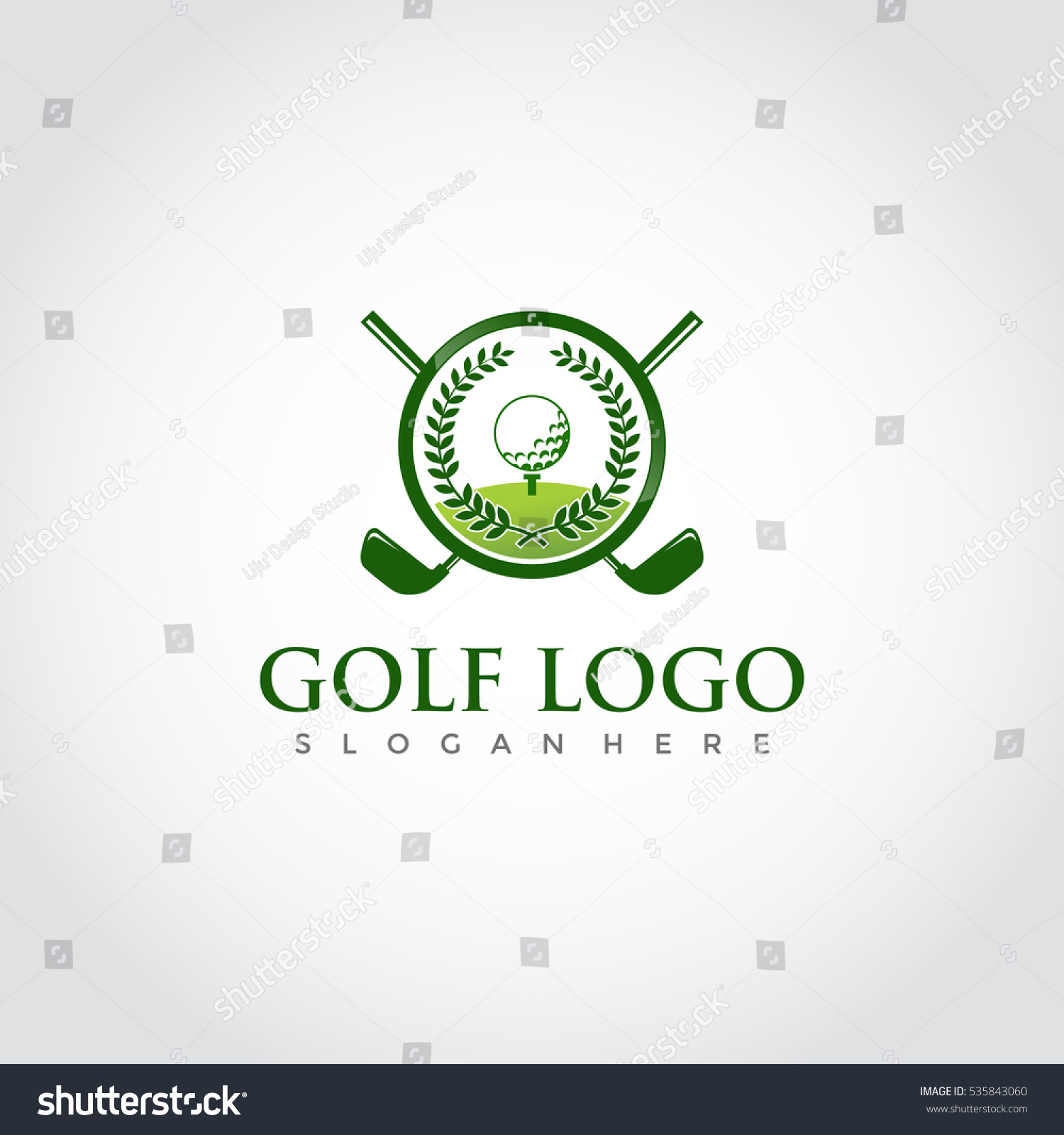 Golf Logo Images Stock Photos amp Vectors  Shutterstock