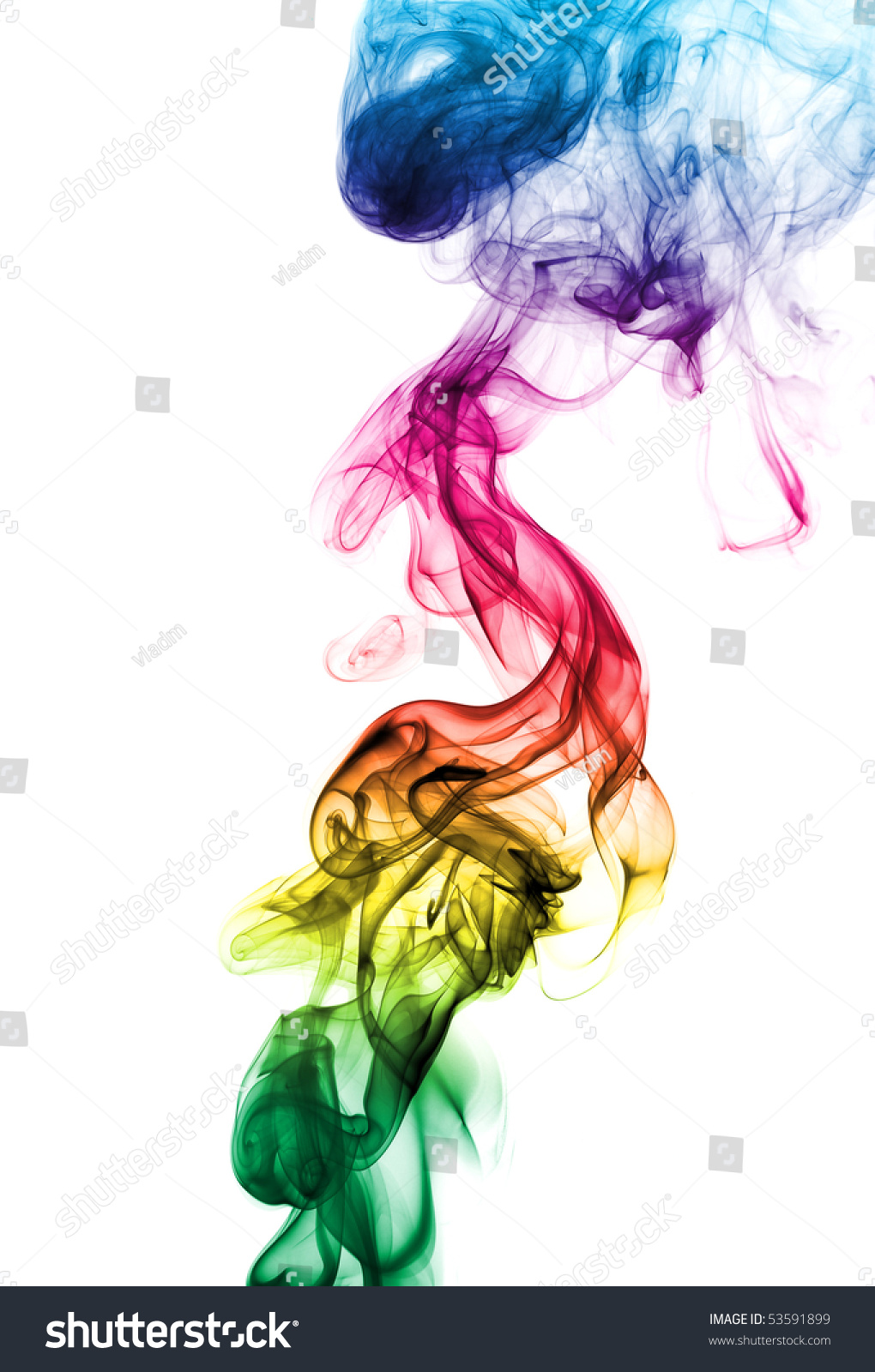 colorful rainbow smoke stock photo 53591899 shutterstock