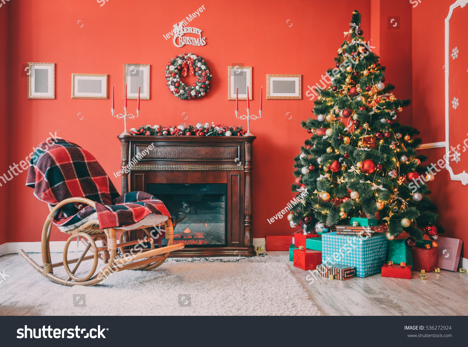 Christmas Rooms Online Image Photo Editor Shutterstock Editor Room Clip Art Emotions Clipart