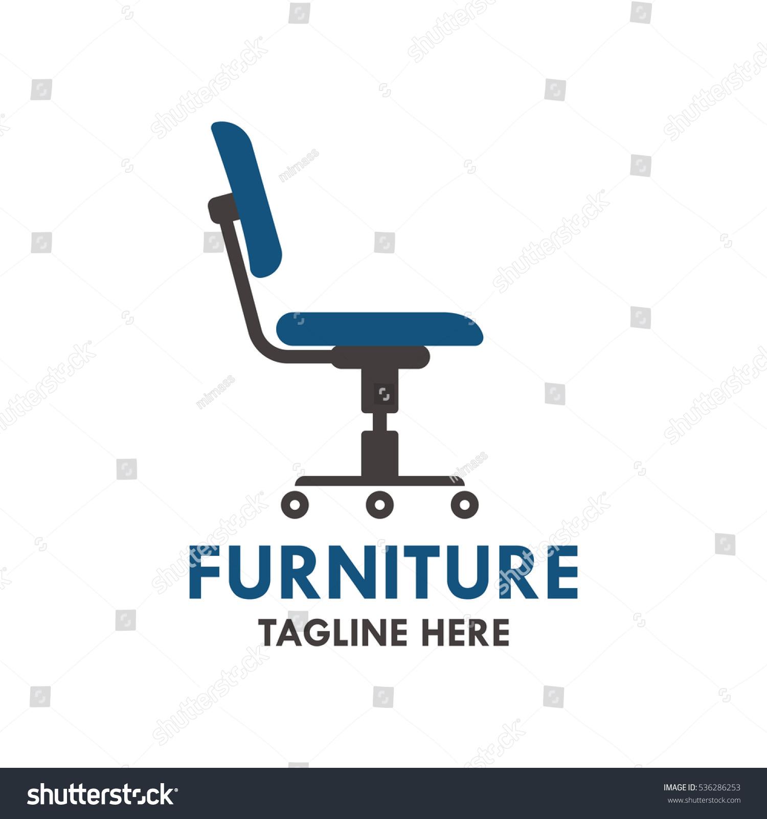 Furniture Logo Stock Vector Shutterstock