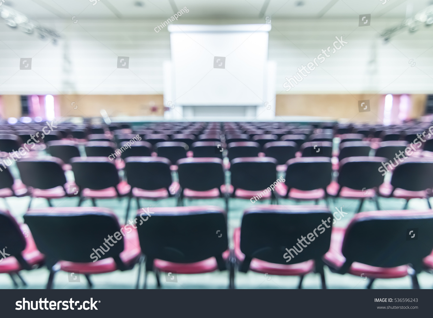 blurred abstract background empty business educational stock photo 536596243