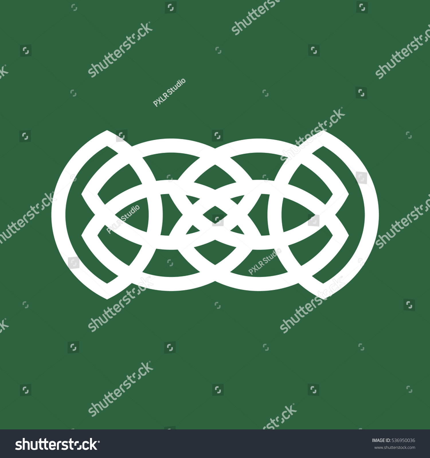Abstract vector celtic irish scottish knot stock vector 536950036 abstract vector celtic irish or scottish knot clean and simple lines buycottarizona