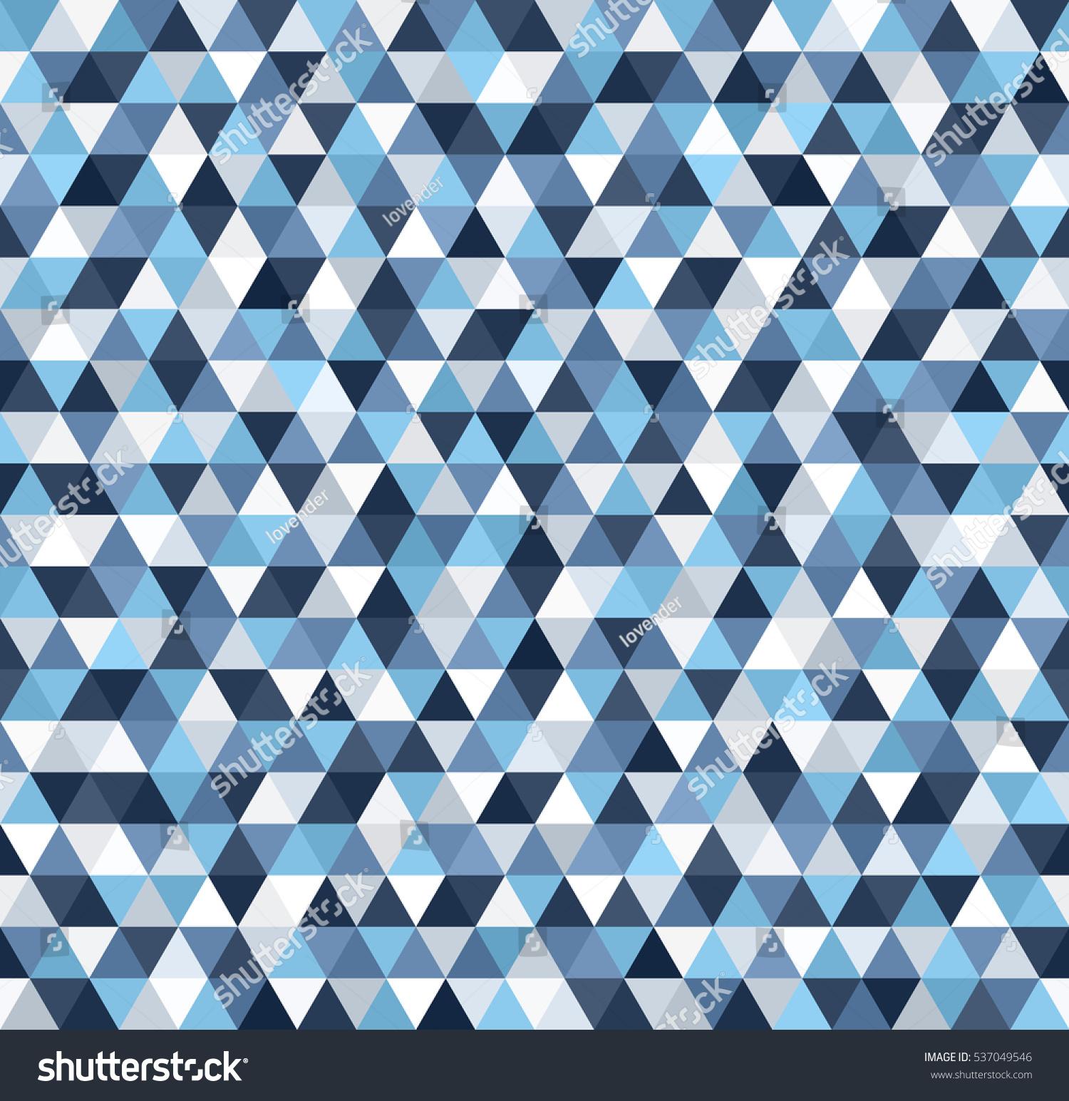 Triangle Pattern New Design Ideas