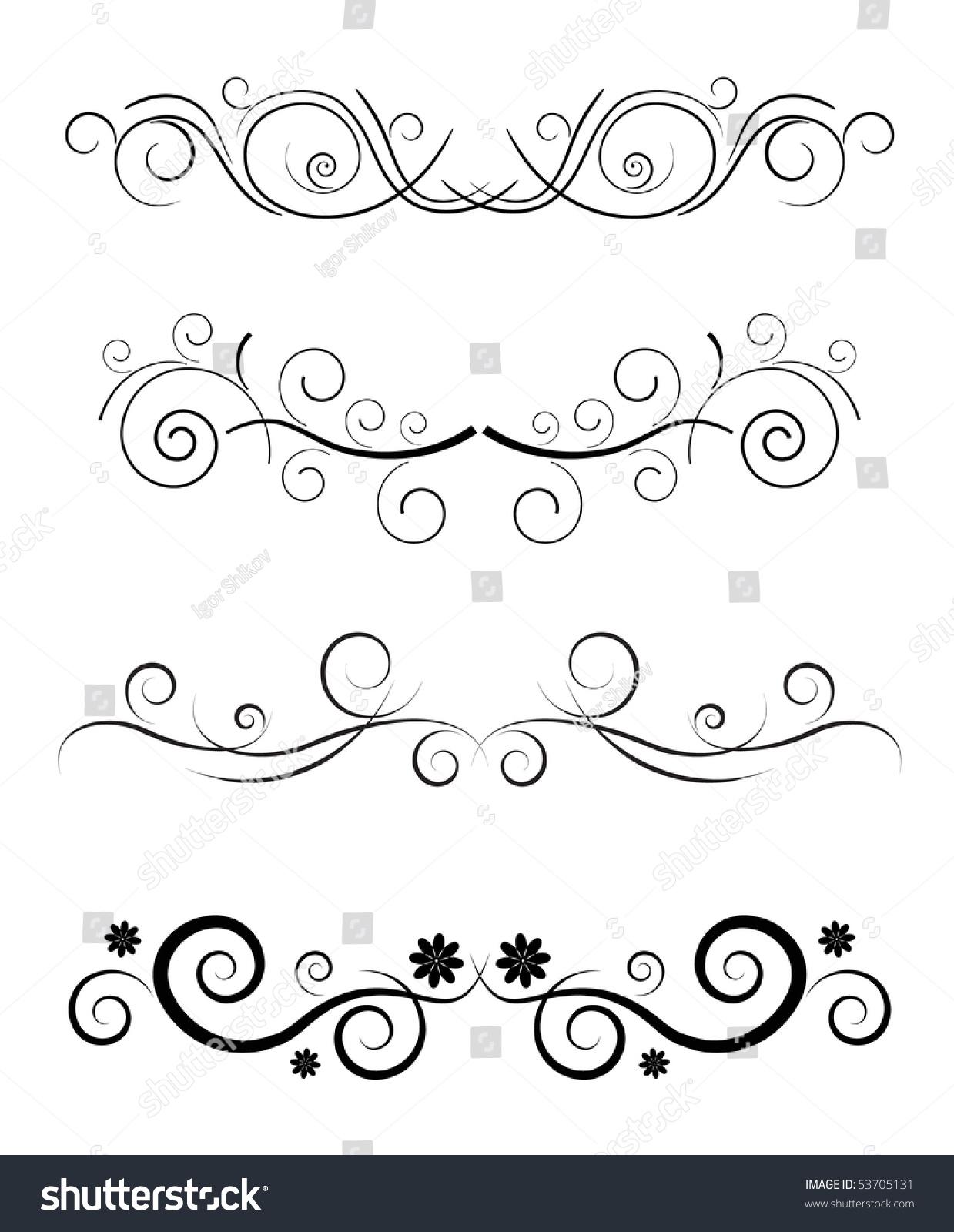 border template