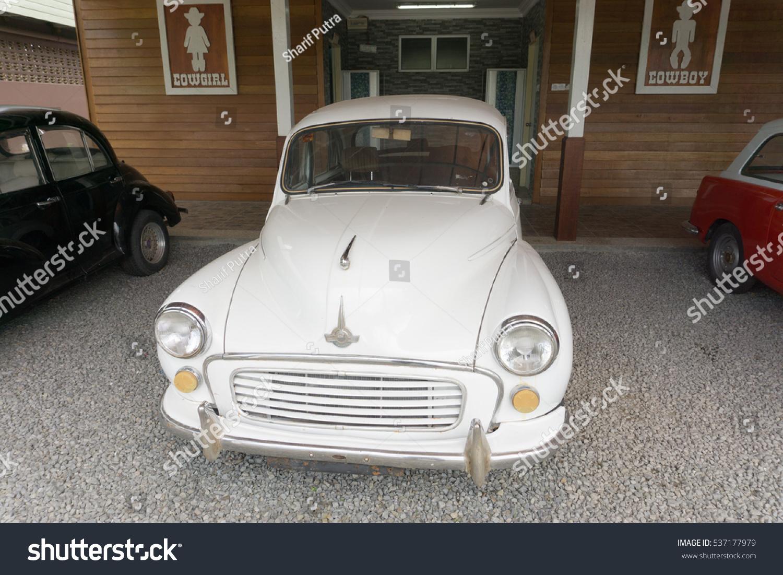 TUARANSABAHMALAYSIA December 152016 Old Classic Car Display Stock ...