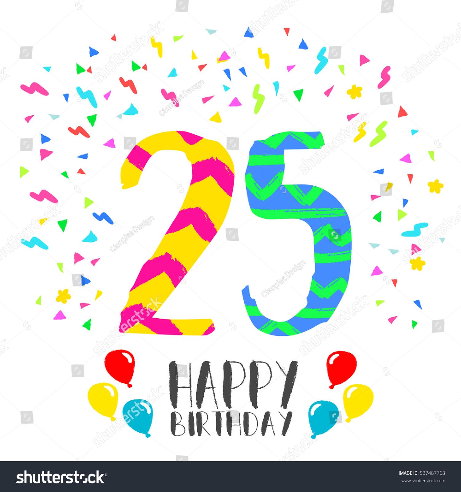 25 Birthday Cards Free Birthday Cards