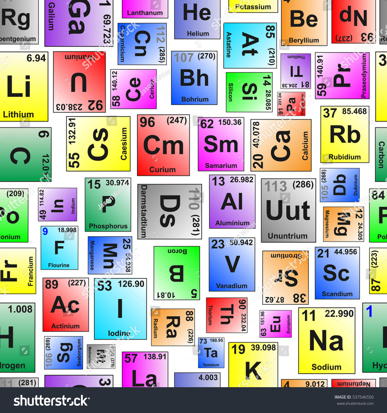 Element 85 periodic table choice image periodic table images colored periodic table elements repeating vector stock vector colored periodic table elements repeating vector background tileable gamestrikefo Gallery