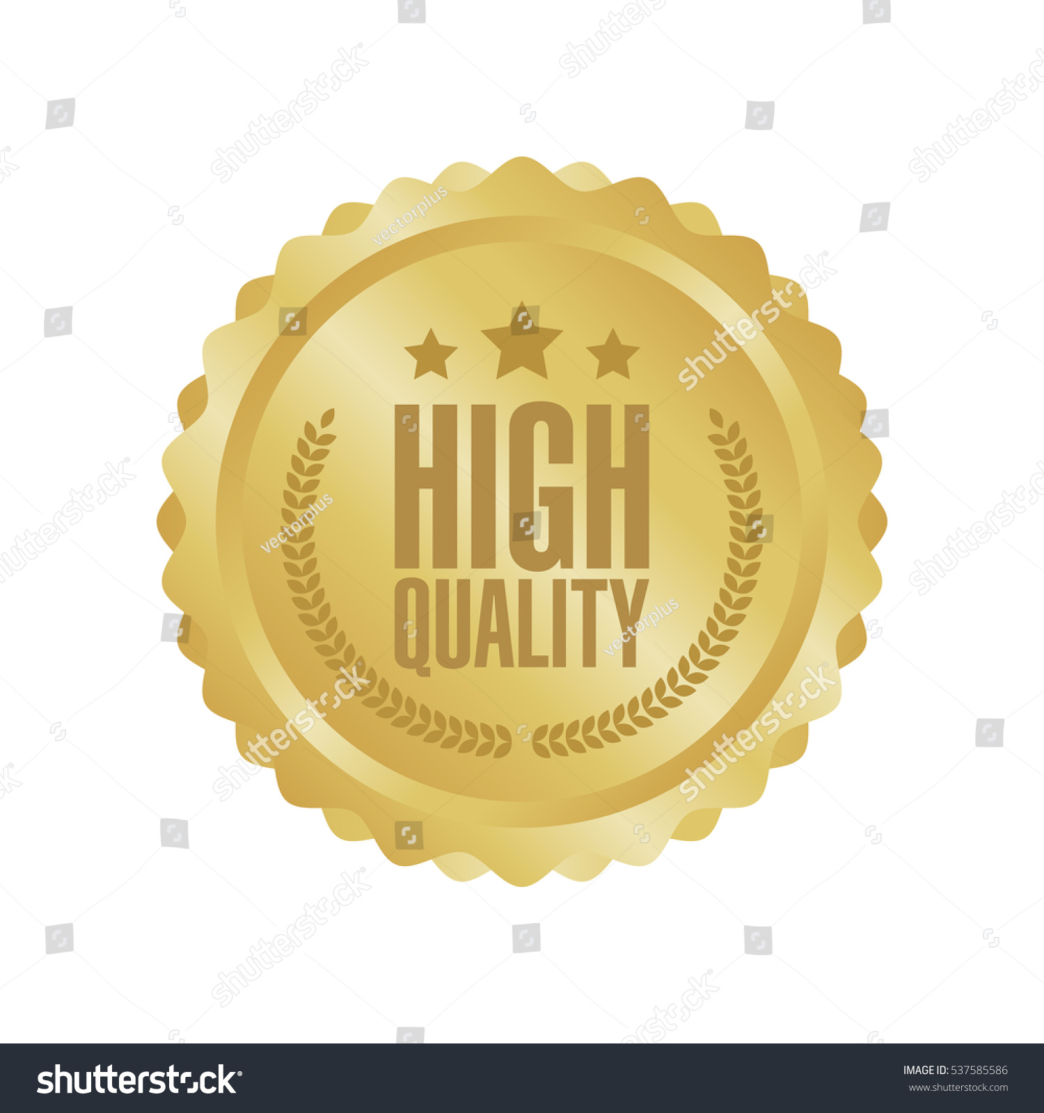 illustration stock letters depositphotos high quality vector gold effect