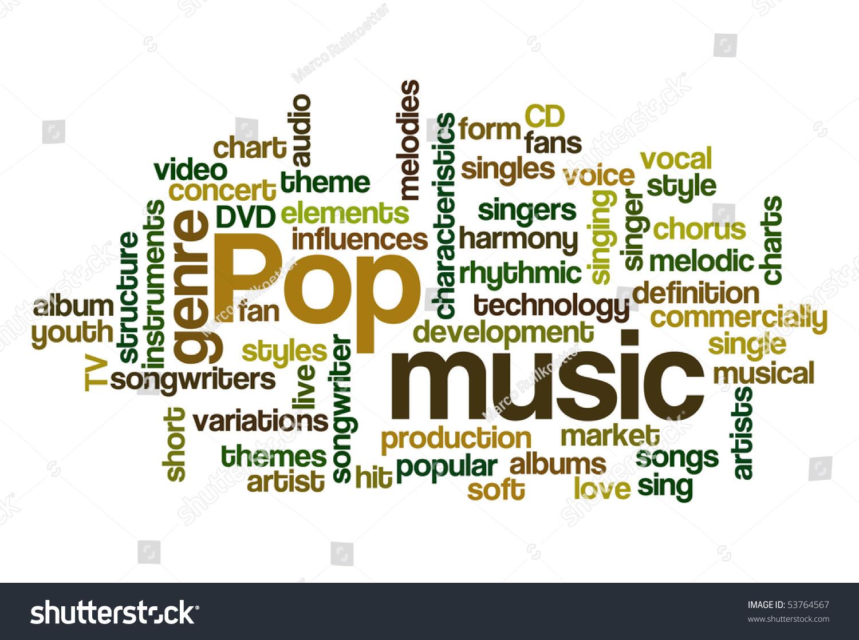 Word Cloud Music Www Pixshark Com Images Galleries