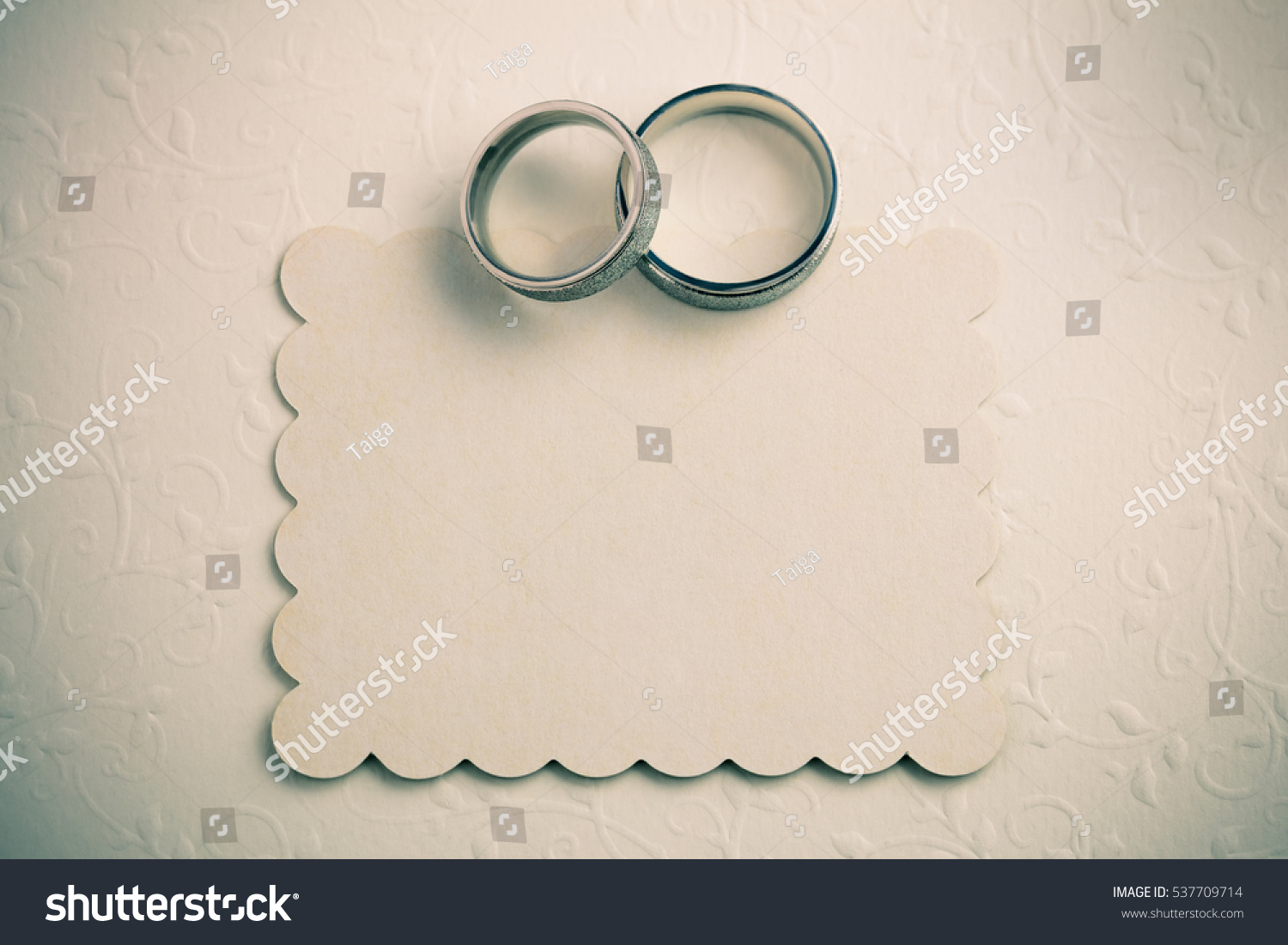 vintage wedding background pair wedding rings stock photo edit now 537709714 https www shutterstock com image photo vintage wedding background pair rings invite 537709714