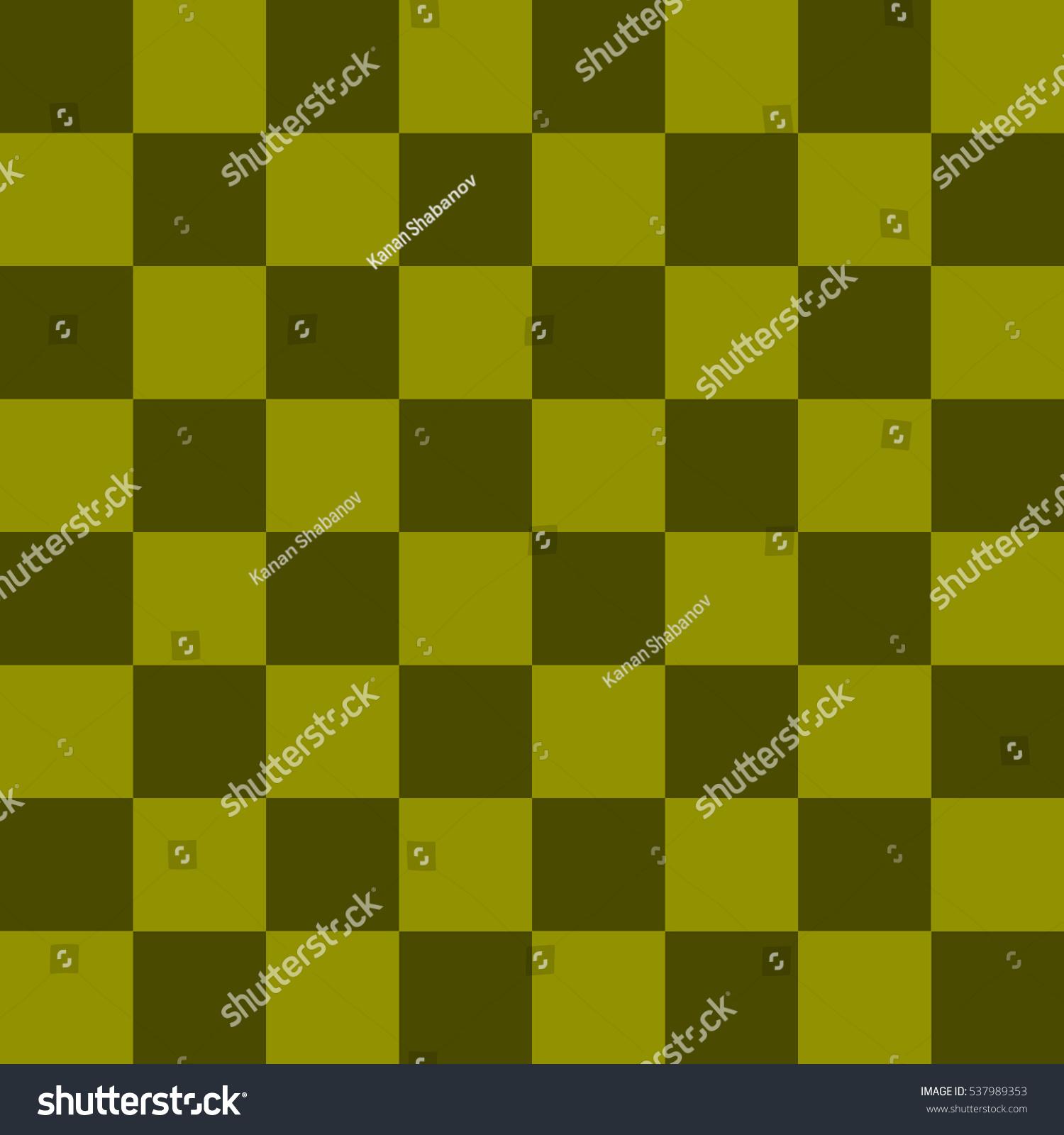 vector illustration seamless pattern chessboard design stock