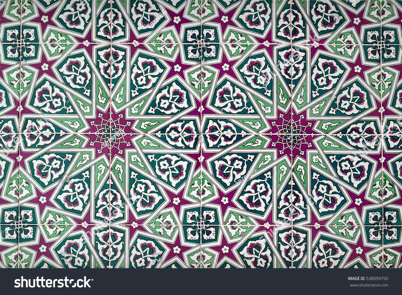 mosaic tile pattern | EZ Canvas