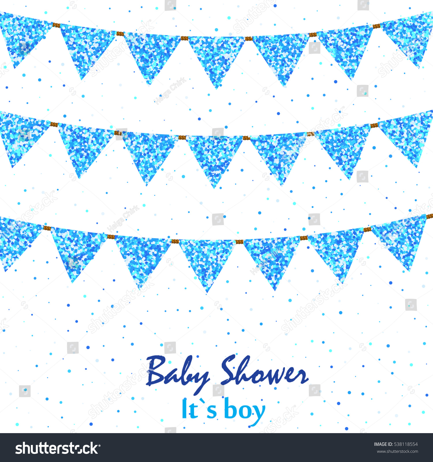 Party Background Flags Can Be Used Stock Vector 538118554 - Shutterstock