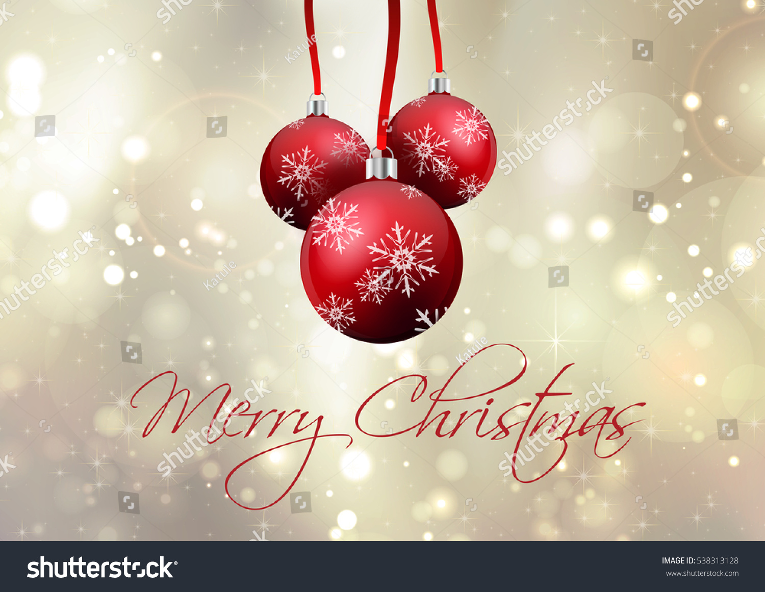 merry christmas wallpaper stock illustration 538313128 - shutterstock
