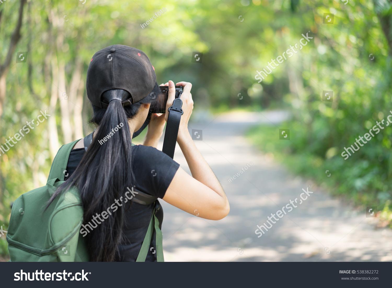 Woman grapher Taking Stock Shutterstock
