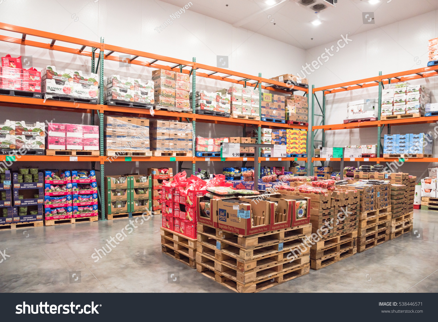 costco search photostok stock image images photos humble tx us nov 23 2016 fresh produce refrigerated room in