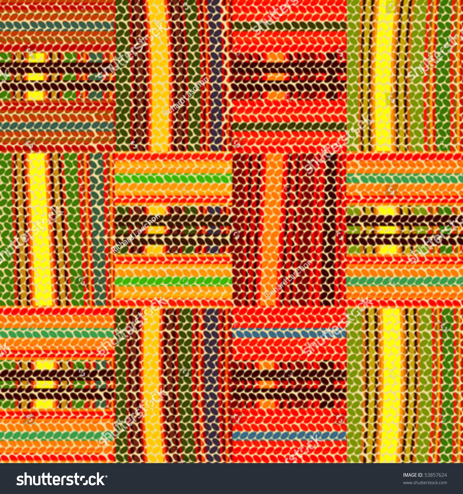 African Design, Traditional Rug